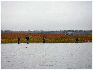 Тонкости ловли  белой рыбы в ледяной воде