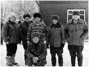 Владимирское  общество  охотников:  прошлое и настоящее