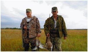 Человек с охотбилетом еще не охотник