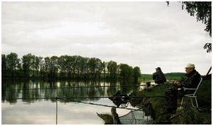 Ловля карася поплавочной удочкой