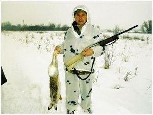Мои ружья за 40 лет охоты