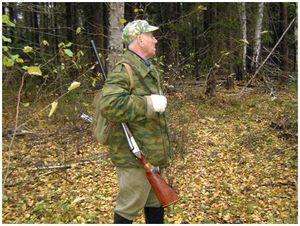 Обществам охотников  альтернативы пока нет