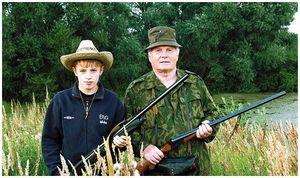 Одно  ружье  для  всех  охот
