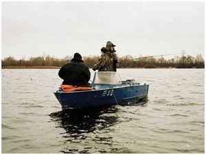 Осенние судаки водохранилищ