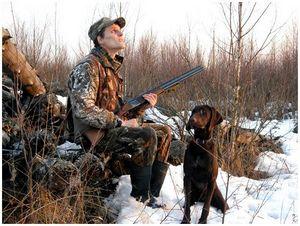 Сроки весенней охоты 2013