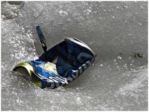 Что осталось  на льду?