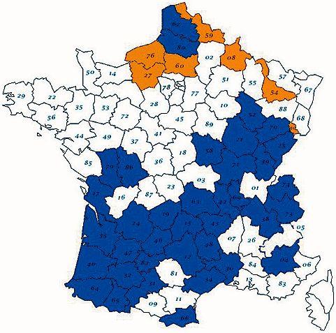 Хорошо ли вальдшнепам во Франции?