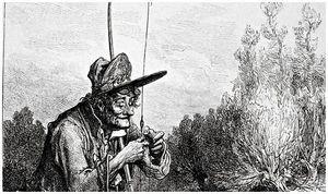 Эта древняя рыбалка
