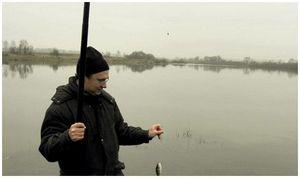 Как ловить окуня  поплавочной удочкой?