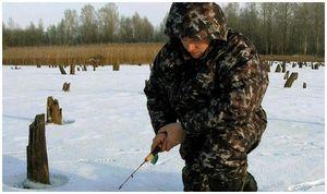 Особенности зимней ловли  со льда