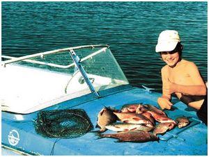 Разные способы летней рыбалки