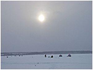 Рыбные водоемы Волжского каскада