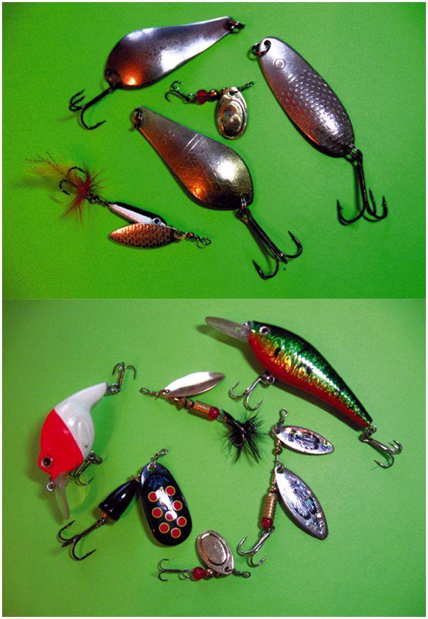 Спиннинг, ловля судака и берша