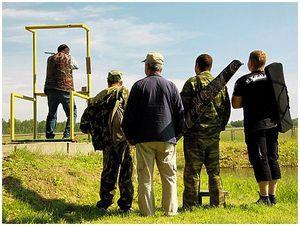 Стрельба охотничья и спортивная