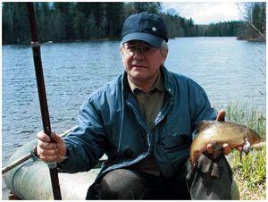 Тактика линёвой рыбалки