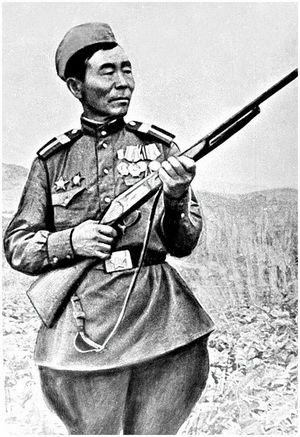 Трубка снайпера