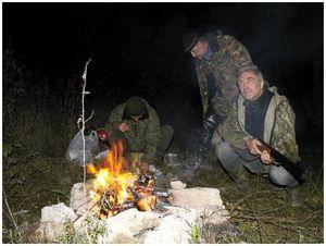 «Живоловушка» для охотника