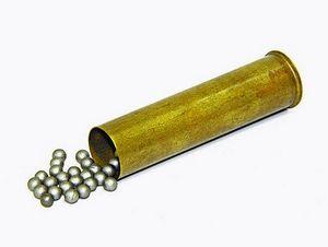 Альтернатива свинцовым снарядам