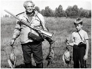 Как становятся охотниками