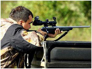 Какие правила нарушают охотники?