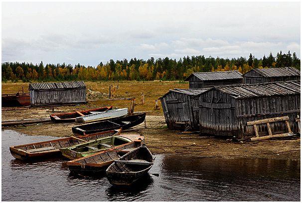 Карельские сезоны. Осень
