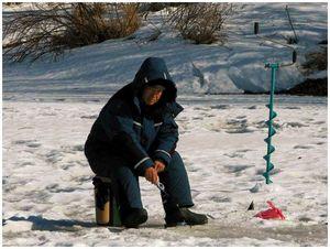 На рыбалку в голубино