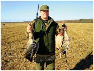 Польза и вред весенней охоты