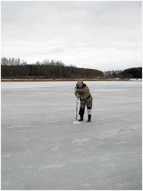 Весна на льду