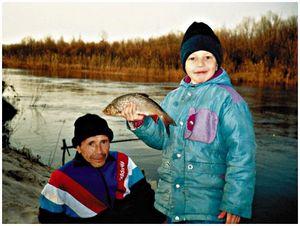 Апрель рыболовный