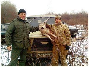 Астраханское общество охотников: итоги и перспективы