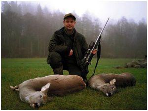 Чего на охоте не бывает!
