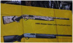 Гладкоствольное  оружие  на выставке