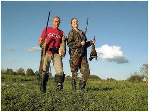 Как обустроить нашу охоту