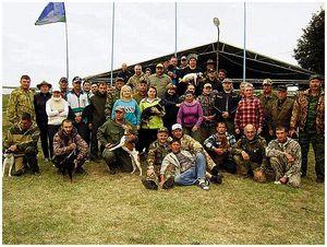 Охотничий фестиваль норных собак