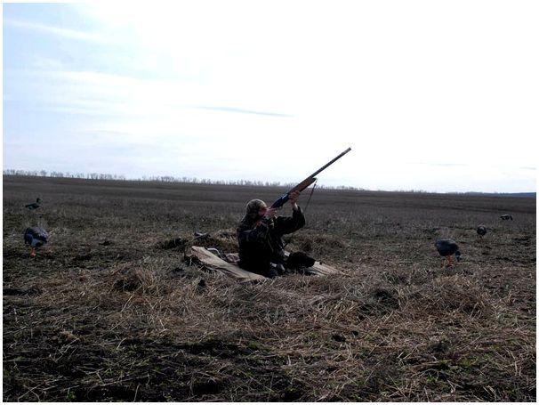 Профессиональный  охотник: кто он?