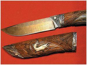 Русский нож