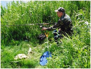 Рыбалка на пикер