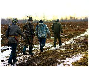 Законодательство улучшат охотники
