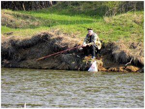 Где и когда  ловить рыбу?