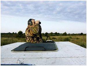 Краснодарский охотнадзор:  опыт работы