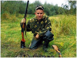 Пернатая дичь России