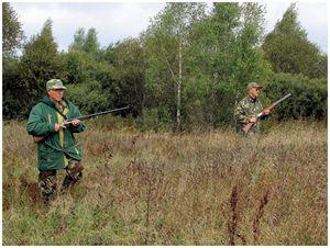 РОРС — на защите охотников
