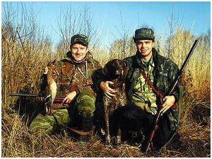 Интересные случаи на охоте