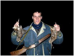 Охота - это не всегда стрельба