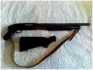 Ружье таежника