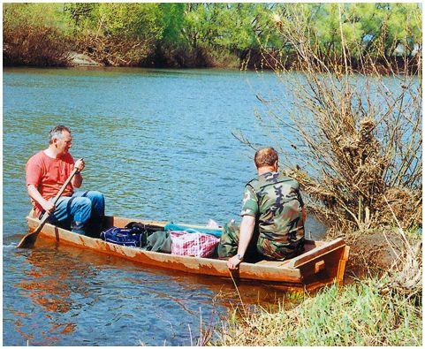 рыбалка с лодки в период нереста