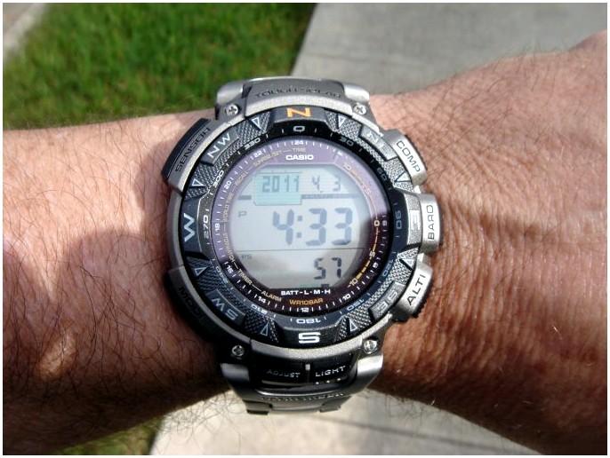 Лучшие часы высотомер: точно отслеживать ваши доходы!