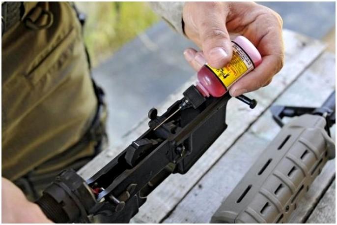 Лучшее оружейное масло: держите свое оружие в чистоте