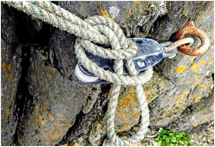 Альпинистские узлы: как завязать базовые альпинистские узлы