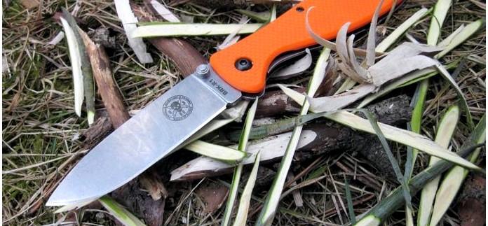 Выбор складного ножа для похода, набора выживания, НАЗ или аварийного комплекта.
